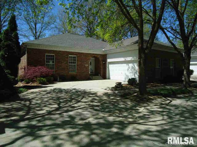 105 Timberridge Drive, Springfield, IL 62702 (#CA192573) :: Killebrew - Real Estate Group