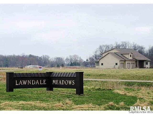 Lot #16 Lawndale Meadows, Galesburg, IL 61401 (#CA162179) :: Paramount Homes QC