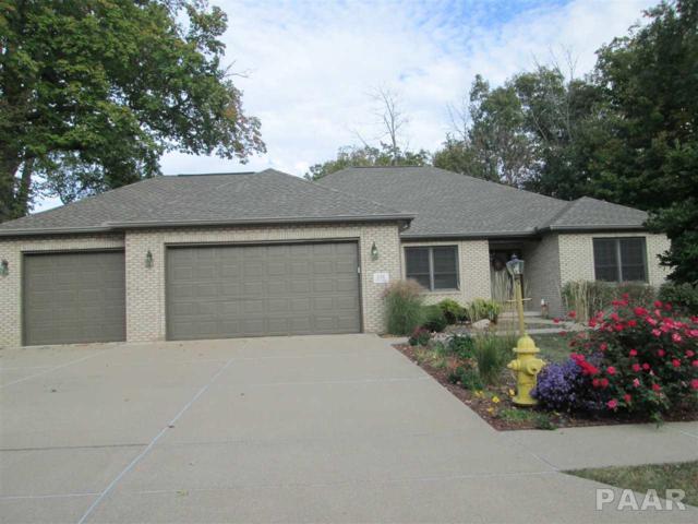 136 Fawn Haven Drive, East Peoria, IL 61611 (#1163501) :: Adam Merrick Real Estate