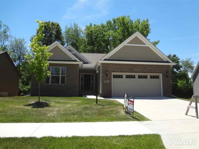 3828 W Anchor Drive, Peoria, IL 61615 (#1174446) :: Adam Merrick Real Estate