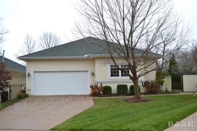 5712 W Deer Park Drive, Peoria, IL 61615 (#1179253) :: Adam Merrick Real Estate