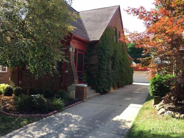 414 W Melbourne Avenue, Peoria, IL 61604 (#1180232) :: Adam Merrick Real Estate