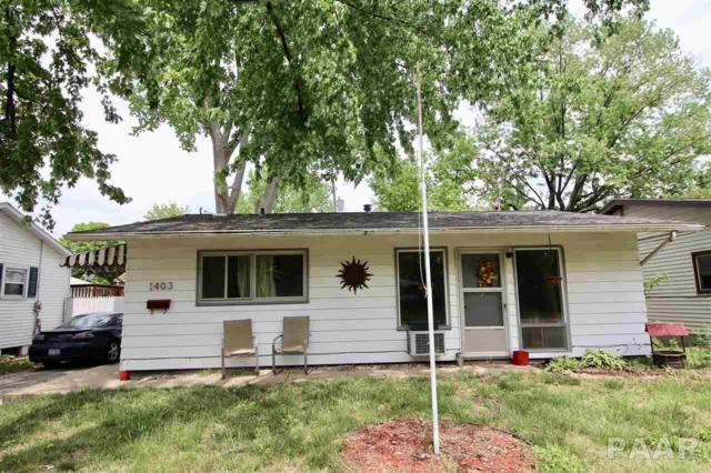 1403 Sheridan Road, Pekin, IL 61554 (#1188909) :: Adam Merrick Real Estate