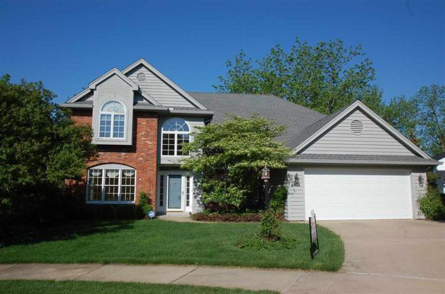 3004 W Forsythe Court, Peoria, IL 61614 (#1189412) :: Adam Merrick Real Estate