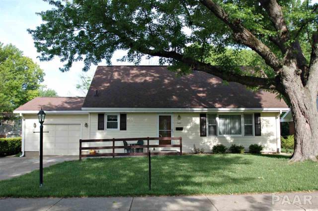 5611 N Fountaindale Drive, Peoria, IL 61614 (#1191487) :: Adam Merrick Real Estate