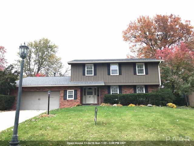 421 W Greenway Place, Peoria, IL 61614 (#1194792) :: Adam Merrick Real Estate