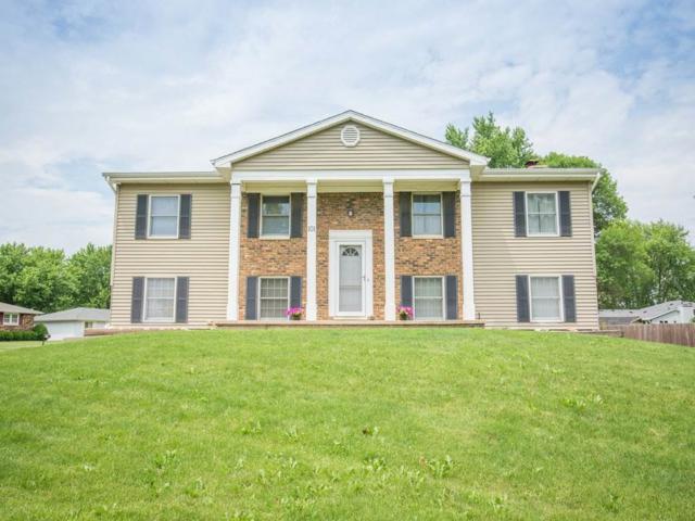 101 Cedar Court, East Peoria, IL 61611 (#PA1195224) :: Adam Merrick Real Estate