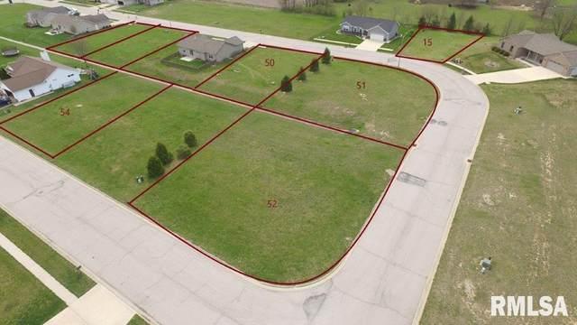 Lot 51 Parkview Drive, Eureka, IL 61530 (#PA1195392) :: RE/MAX Professionals