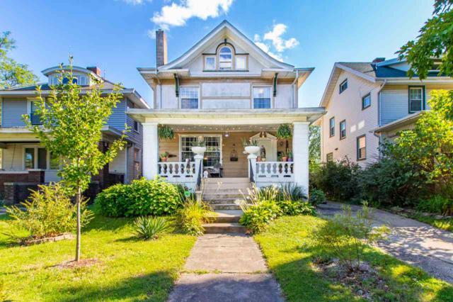 1304 W Parkside, Peoria, IL 61606 (#1196329) :: Adam Merrick Real Estate