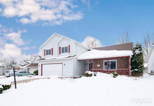 5511 N Pepperwood Court, Peoria, IL 61615 (#1201155) :: Adam Merrick Real Estate