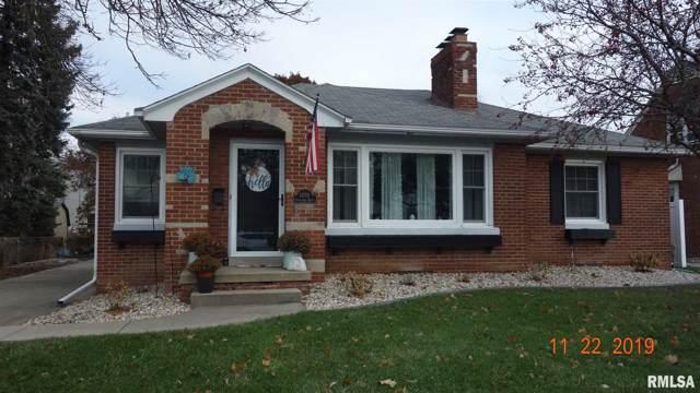 1001 W Stratford Drive, Peoria, IL 61614 (#PA1209616) :: Adam Merrick Real Estate