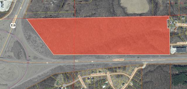 0 N Us Hwy 24, East Peoria, IL 61611 (#PA1210353) :: Paramount Homes QC
