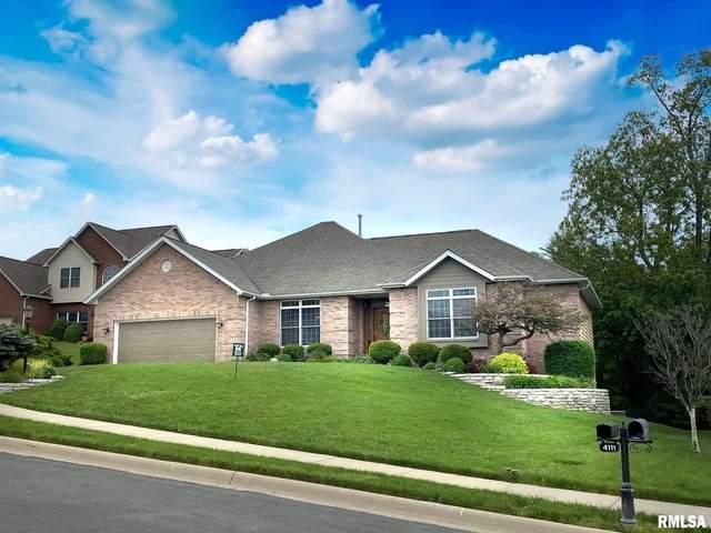 4115 W Vistaridge Court, Peoria, IL 61615 (#PA1213169) :: RE/MAX Professionals