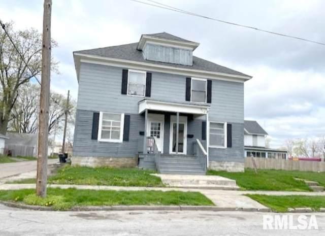 710-712 25TH Street, Rock Island, IL 61201 (#QC4220366) :: Nikki Sailor | RE/MAX River Cities