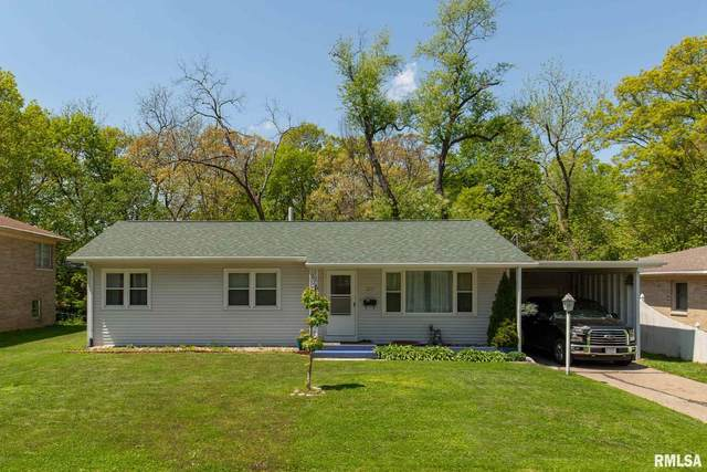 2613 5TH Street Court, East Moline, IL 61244 (#QC4221427) :: The Bryson Smith Team