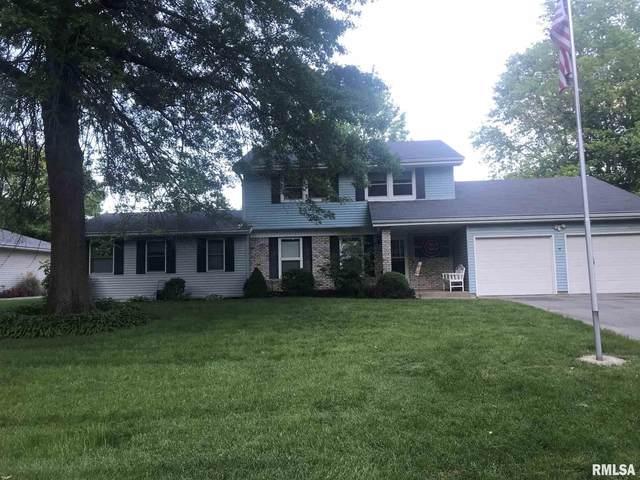 113 Doe Run, Macomb, IL 61455 (MLS #PA1225745) :: BN Homes Group