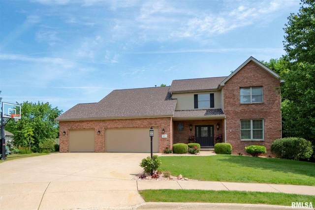 2601 W Windflower Court, Peoria, IL 61615 (MLS #PA1226317) :: BN Homes Group