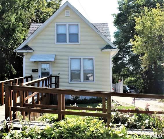 602 E Berrien Street, Galesburg, IL 61401 (#CA1009748) :: Paramount Homes QC
