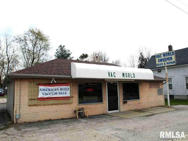 203 N Henderson, Galesburg, IL 61401 (#CA187197) :: Nikki Sailor | RE/MAX River Cities
