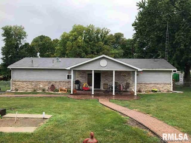 306 & 206 W Wabash Road, Alexander, IL 62601 (#CA185872) :: Adam Merrick Real Estate