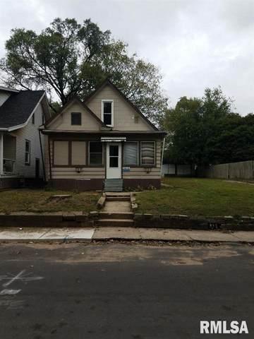 3015 Meidroth Street, Peoria, IL 61605 (#PA1189798) :: Killebrew - Real Estate Group