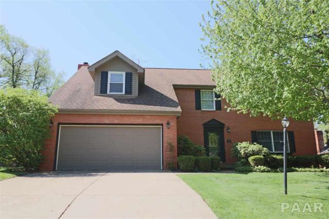 1116 W Brookforest Drive, Peoria, IL 61615 (#1190545) :: Adam Merrick Real Estate