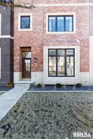 824 W Moss Avenue Avenue #2, Peoria, IL 61606 (#PA1198315) :: Killebrew - Real Estate Group