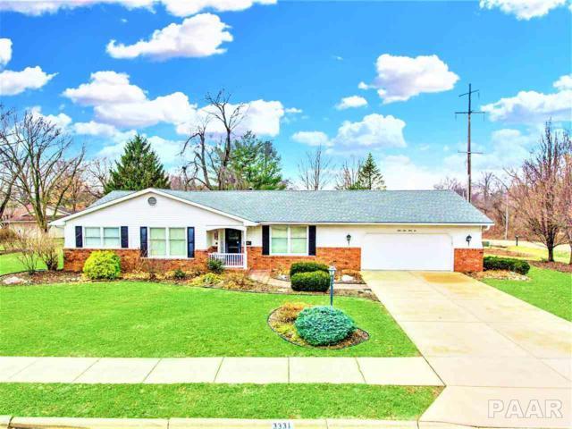 3331 N Chestnut Lane, Peoria, IL 61604 (#PA1202776) :: The Bryson Smith Team