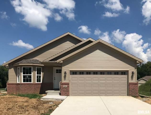 1041 Ravina Drive, Chatham, IL 62629 (#CA999017) :: Paramount Homes QC
