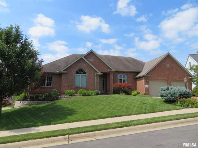 4112 W Vistaridge Court, Peoria, IL 61615 (#PA1218376) :: RE/MAX Professionals