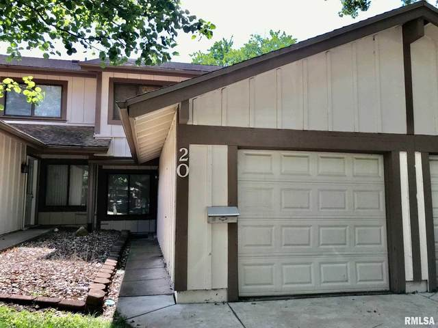 20 Trailridge Lane, Springfield, IL 62704 (#CA1009266) :: Kathy Garst Sales Team