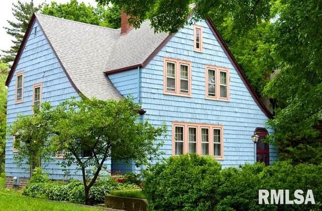 416 Delavan Street, Lincoln, IL 62656 (#CA191312) :: Paramount Homes QC