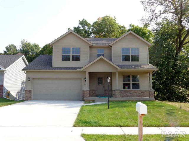312 Stonewood Drive, East Peoria, IL 61611 (#1170525) :: Adam Merrick Real Estate