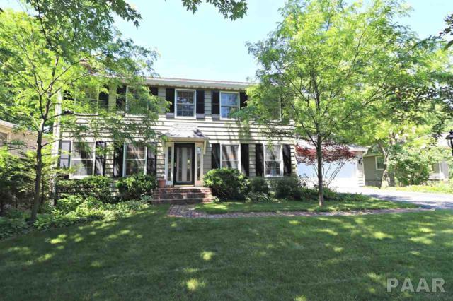 12111 N Old Hickory Grove Lane, Dunlap, IL 61525 (#1178099) :: Adam Merrick Real Estate