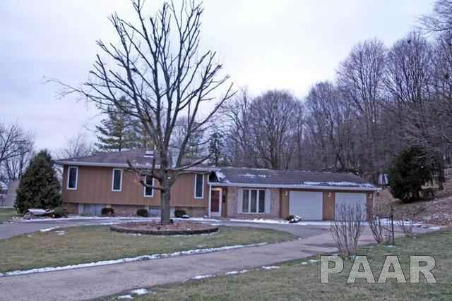 1004 E Brookview Court, Peoria, IL 61615 (#1141507) :: Adam Merrick Real Estate