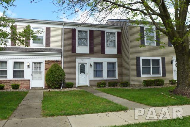 3615 N Sandia Drive, Peoria, IL 61604 (#1183394) :: Adam Merrick Real Estate