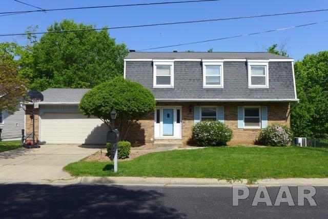 9407 N Northview Road, Peoria, IL 61615 (#1183646) :: Adam Merrick Real Estate