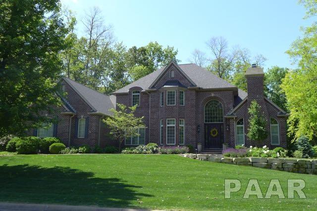 11526 N Nettle Creek Drive, Dunlap, IL 61525 (#1184217) :: Adam Merrick Real Estate