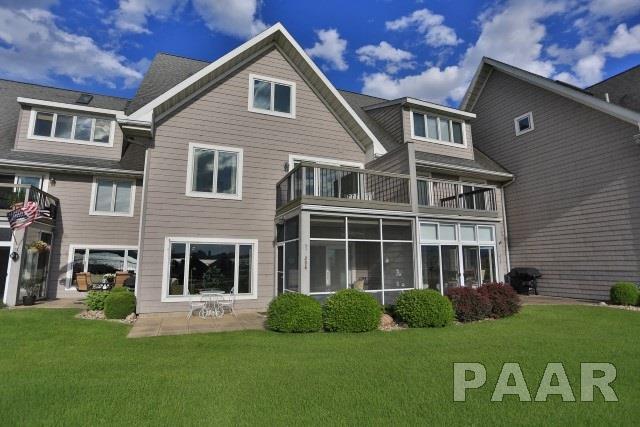 208 Harbor Pointe Drive, East Peoria, IL 61611 (#1184373) :: Adam Merrick Real Estate