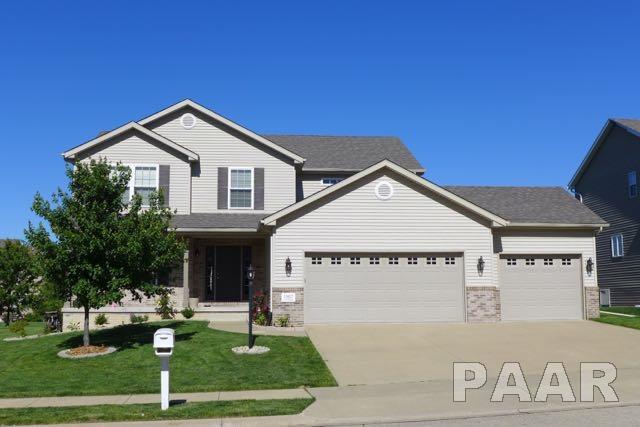 11617 N Dunmore Drive, Dunlap, IL 61525 (#1184454) :: Adam Merrick Real Estate