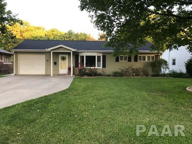 18 Cherry, Bartonville, IL 61607 (#1184546) :: RE/MAX Preferred Choice
