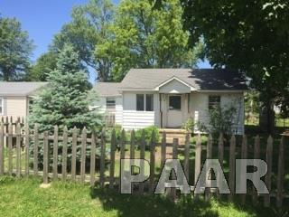 12903 W Center Street, Hanna City, IL 61536 (#1185042) :: Adam Merrick Real Estate