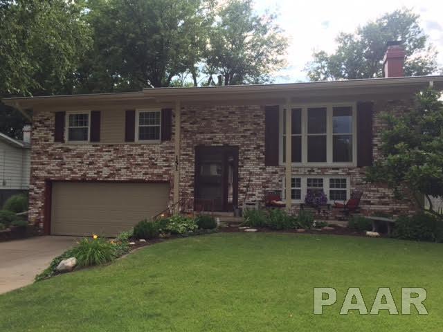 151 Devron, East Peoria, IL 61611 (#1185127) :: RE/MAX Preferred Choice