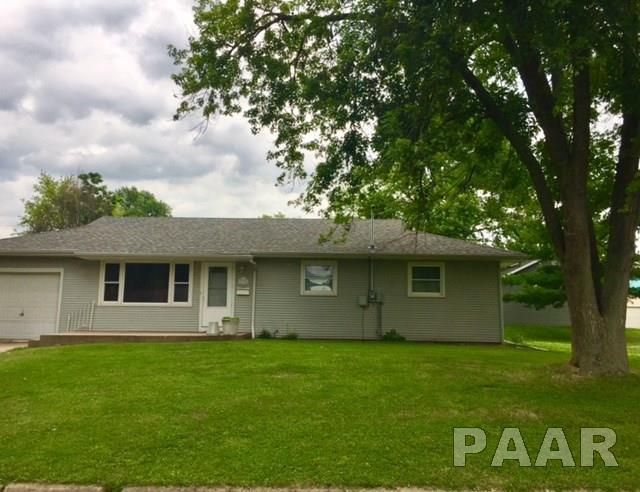 3726 N Faber Avenue, Peoria Heights, IL 61616 (#1185313) :: Adam Merrick Real Estate