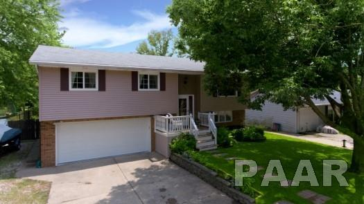 522 N Galena Avenue, Brimfield, IL 61517 (#1185700) :: Adam Merrick Real Estate