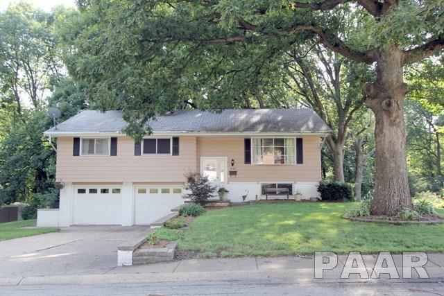 4808 W Wanda Avenue, Bartonville, IL 61607 (#1185781) :: Adam Merrick Real Estate