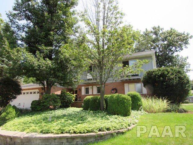 1436 W Grandridge Court, Dunlap, IL 61525 (#1185950) :: Adam Merrick Real Estate
