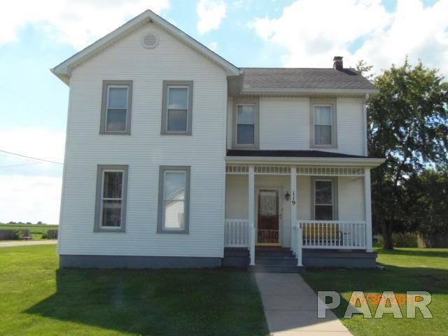 119 S Isbell, Hanna City, IL 61536 (#1186394) :: Adam Merrick Real Estate