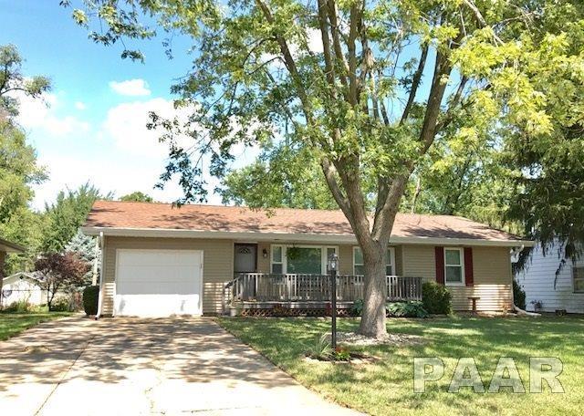 17 Rutledge Avenue, Bartonville, IL 61607 (#1186713) :: RE/MAX Preferred Choice