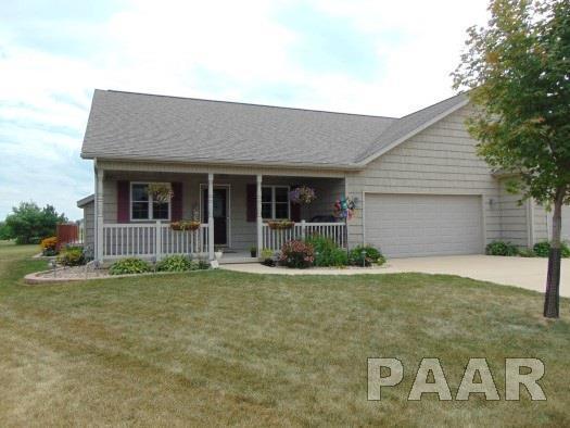 1246 Willow Glen Drive, Metamora, IL 61548 (#1186948) :: RE/MAX Preferred Choice
